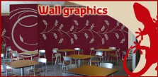 Wall Graphics Rapid Print pret mic